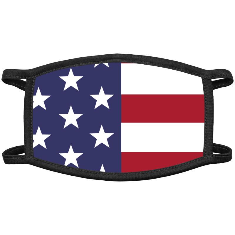 American Flag Face Masks