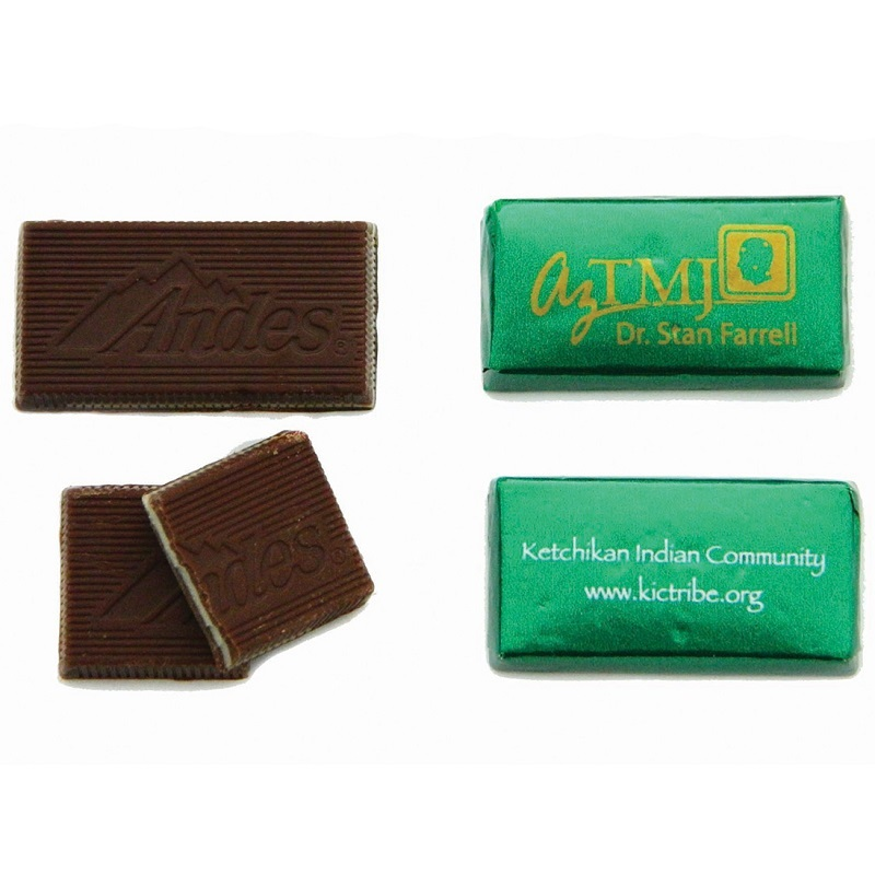 Andes Thin Chocolate Mints