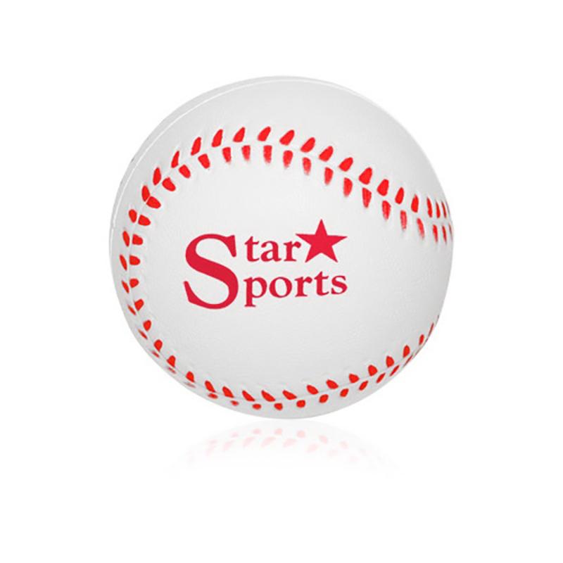Baseball Stress Reliever Ball