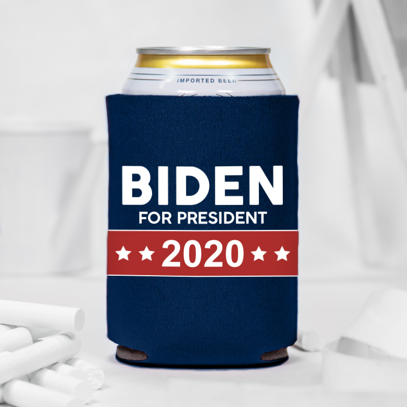 Biden For President 2020 Can Coolers