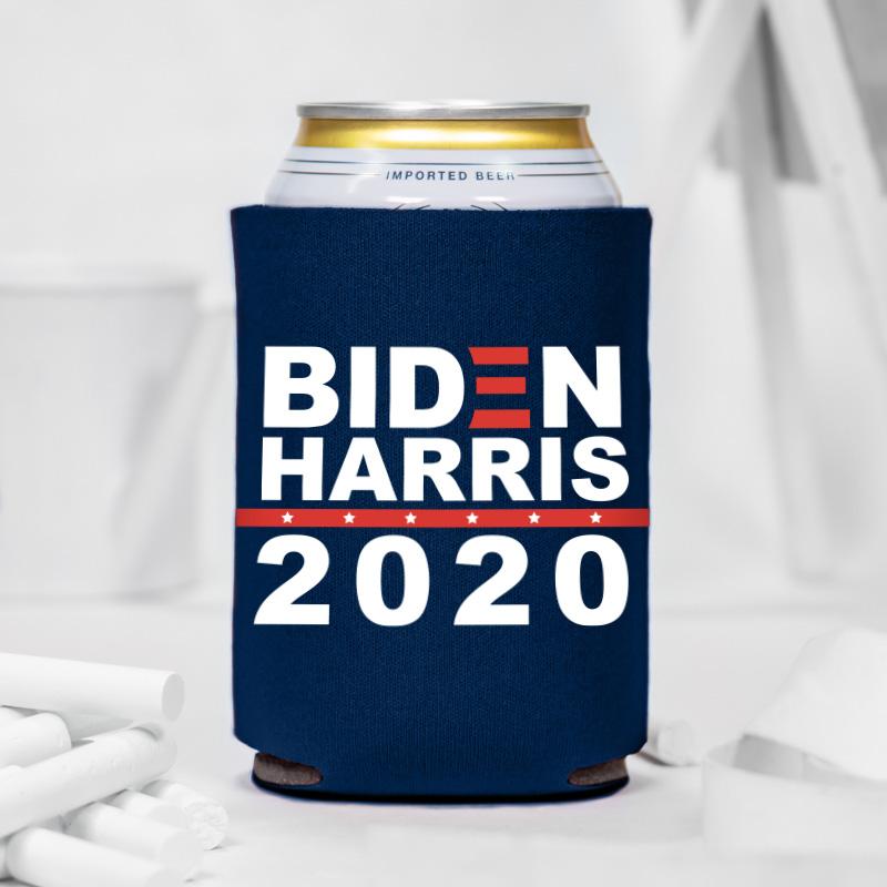 Biden Harris 2020 Can Coolers