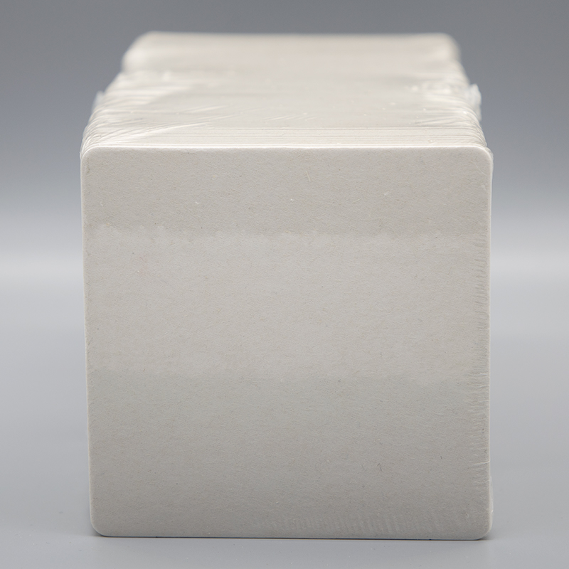 Blank 3.5 Inch Square 80pt Pulpboard Coasters