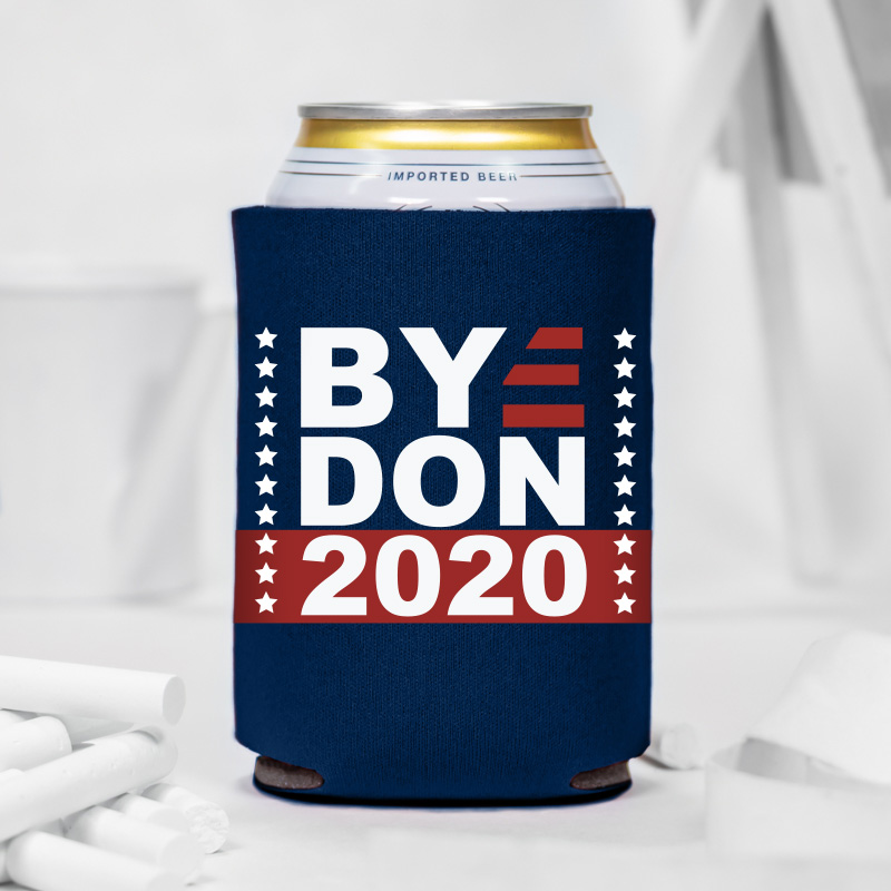 Bye Don 2020 Can Coolers