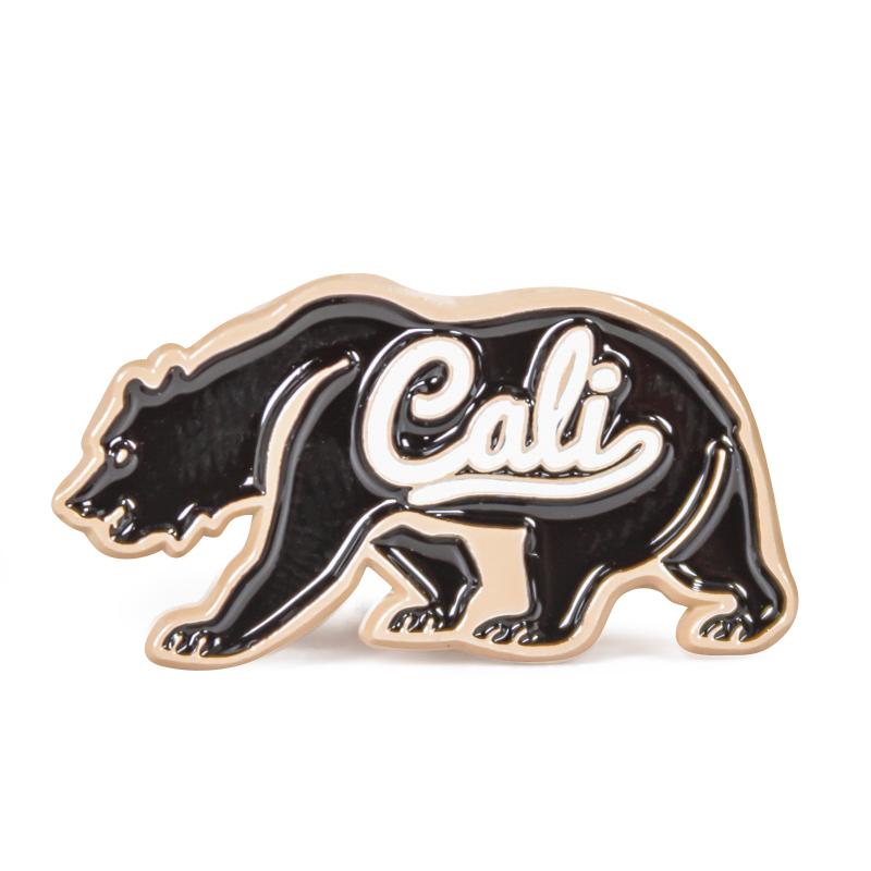 Cali Bear Stock Lapel Pins