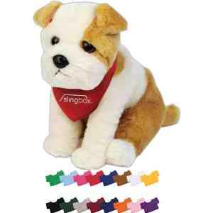 Chelsea Plush Dog