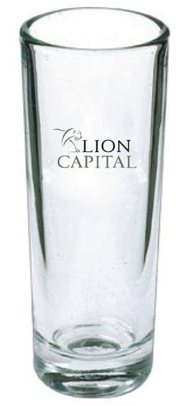 Clear Cordial Shot Glass- 2.5 Oz.
