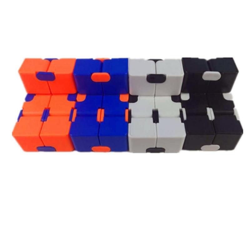 Colorful Infinity Cube Fidget
