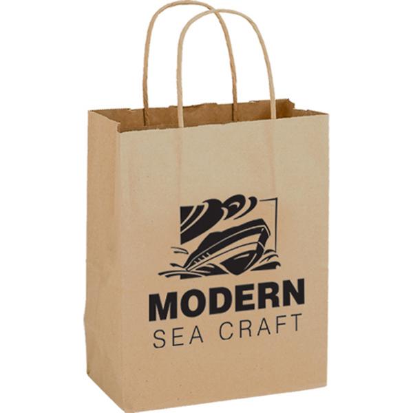 Cub Kraft Paper Bag
