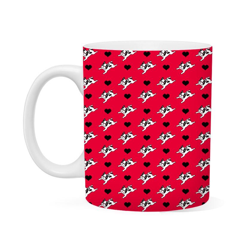 Custom Flying Dog Mug