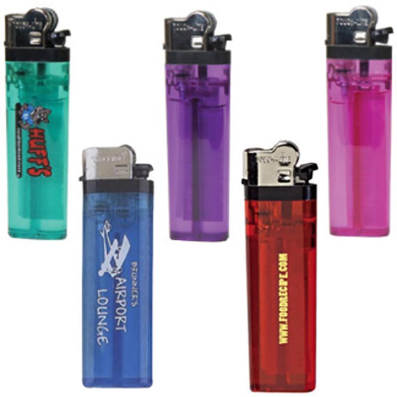 Custom Printed Disposable Lighters