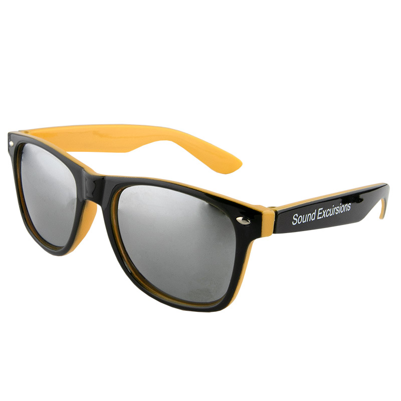 Custom Two Tone Malibu Sunglasses