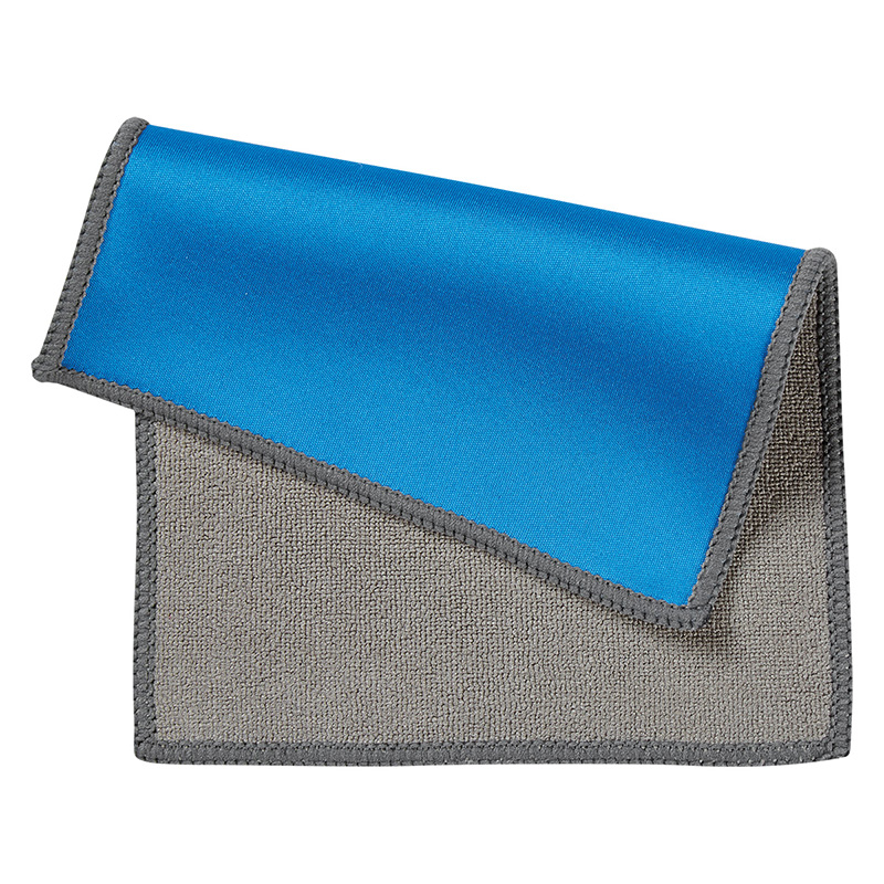 Dual Microfiber Cloth In Case