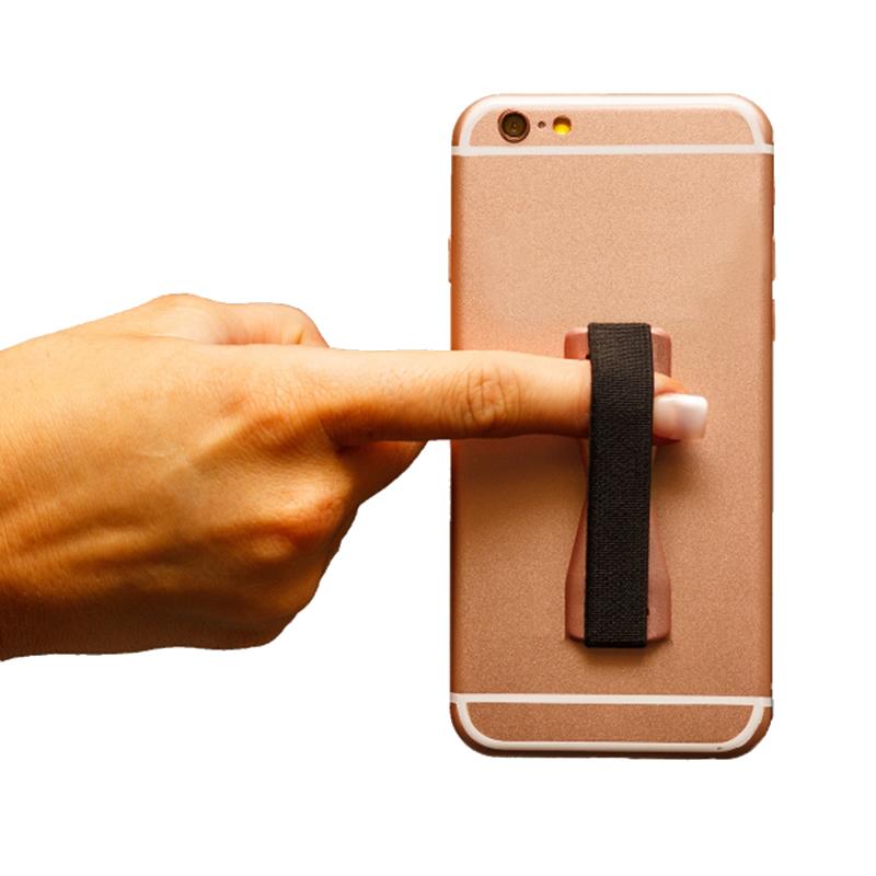 Finger Elastic Grip Phone Holder