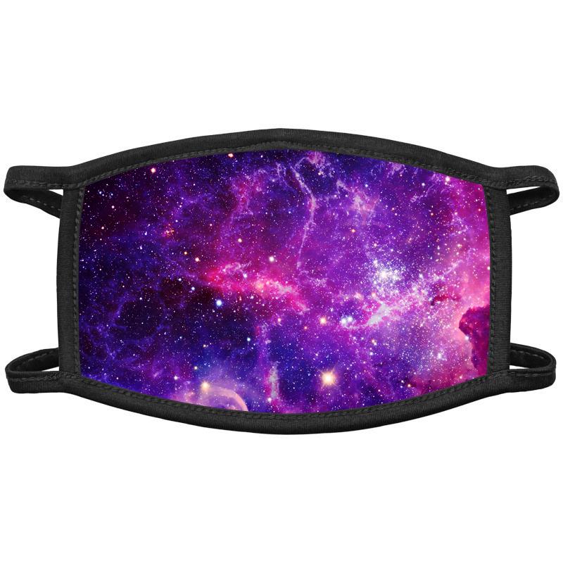 Galaxy Face Masks