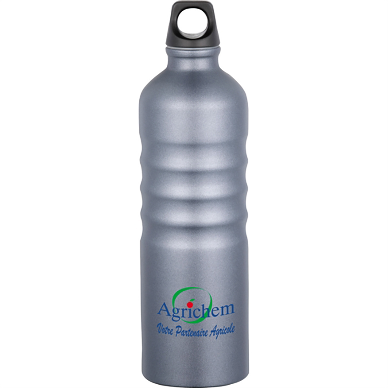 Gemstone Aluminum Sport Bottle - 25 Oz