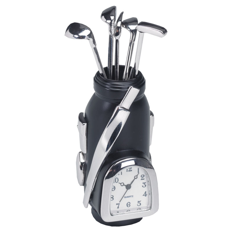 Golf Bag Clock