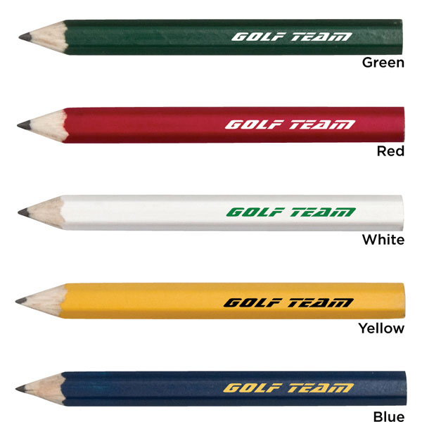 Golf Pencil Hex