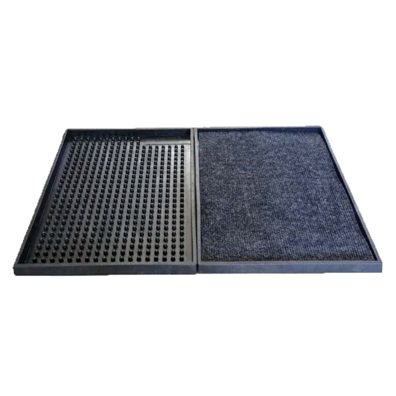Heavy Duty Sanitizing Disinfectant Floor Mat