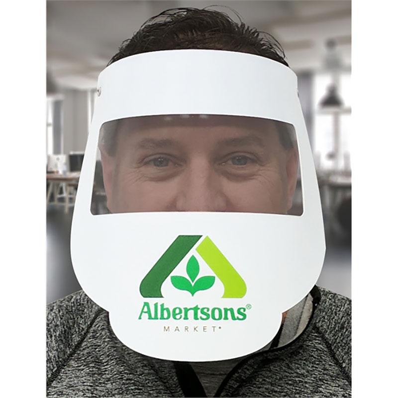 Keepsafe™ Full Color Adult Face Shields