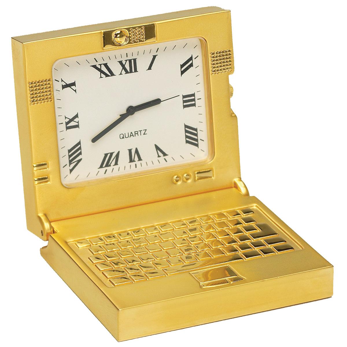Laptop Clock