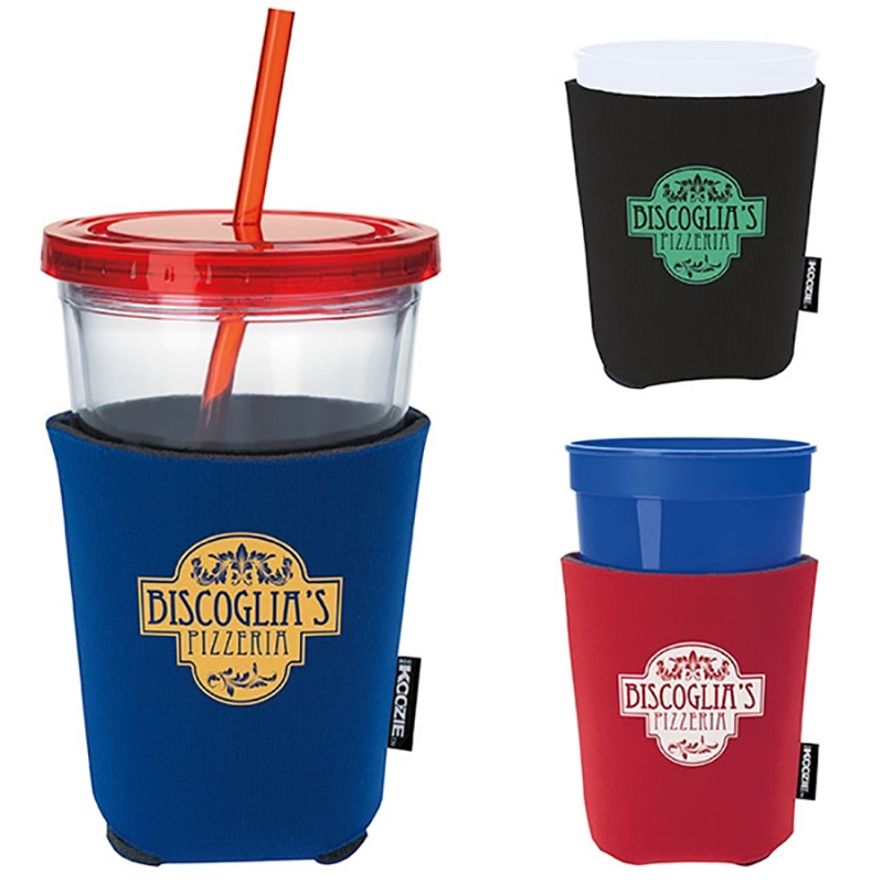 Life's A Party KOOZIE® Cup Kooler