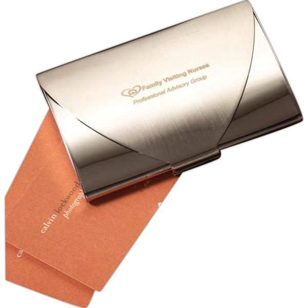 Luxembourg Business Card Holder