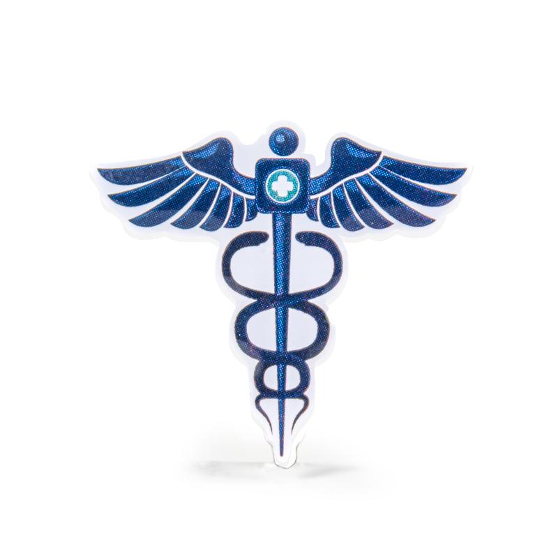 Nursing Caduceus Stock Lapel Pins