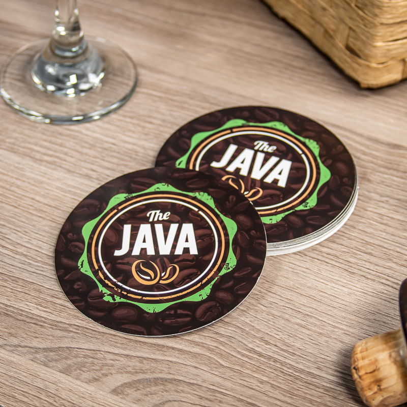 Paper Coasters - 3.5