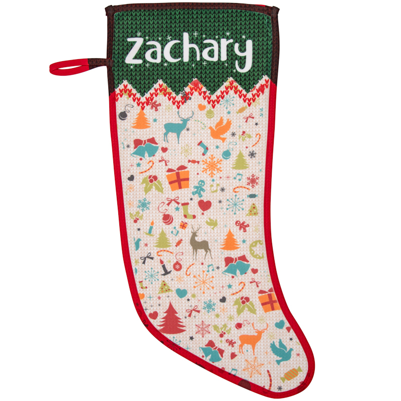 Personalized Holiday Gift Christmas Stockings