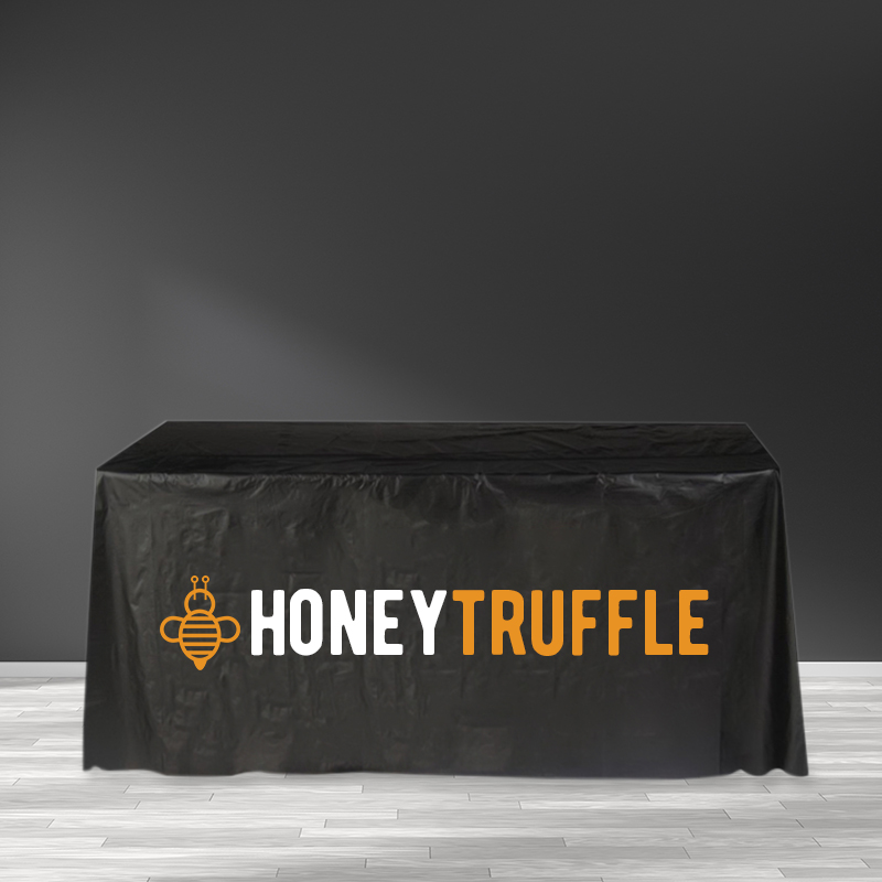 Recyclable Plastic Table Cover - 65