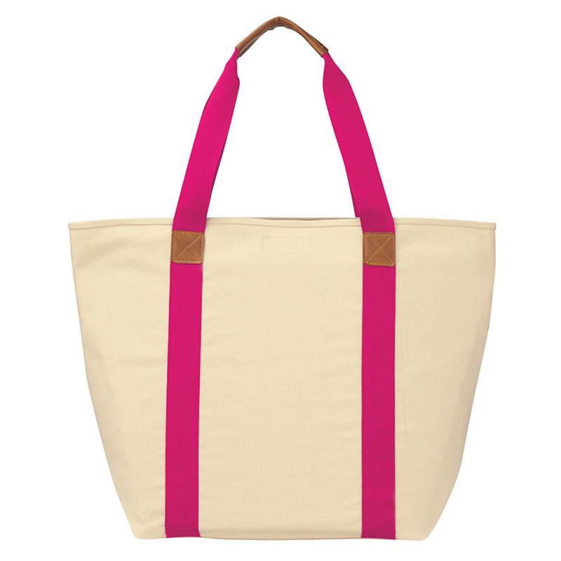 Saratoga Cotton Tote Bag