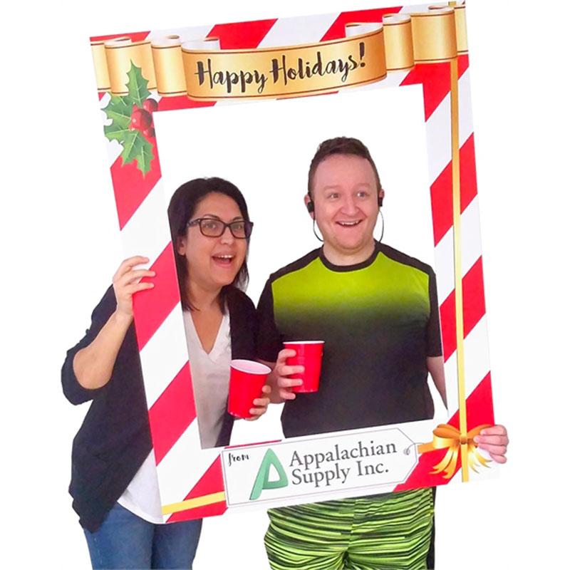 Holiday Selfie Frames - No Setup Fee
