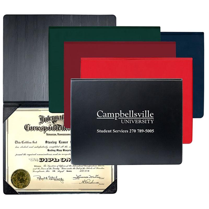 Standard Heat Sealed Diploma Holders