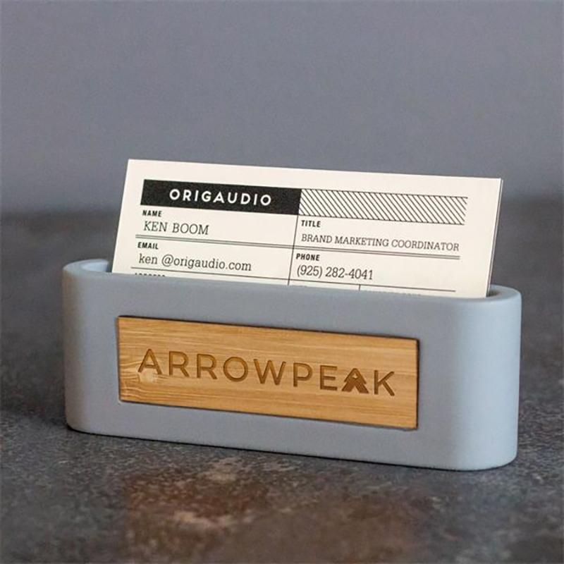 Stick & Stone Card Holders