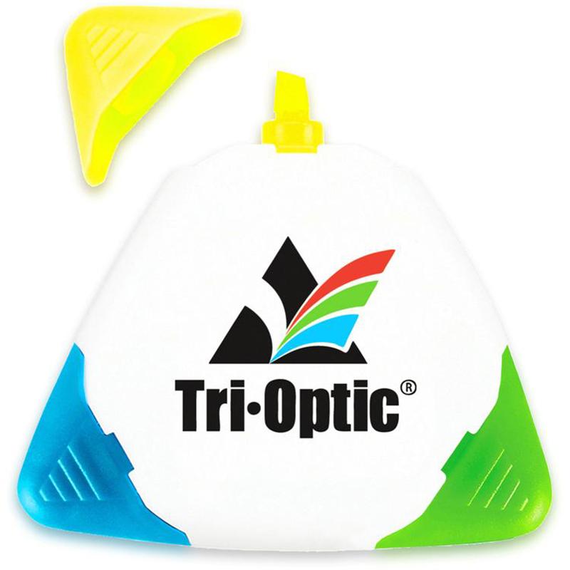 TRIMARK Triangular Highlighters