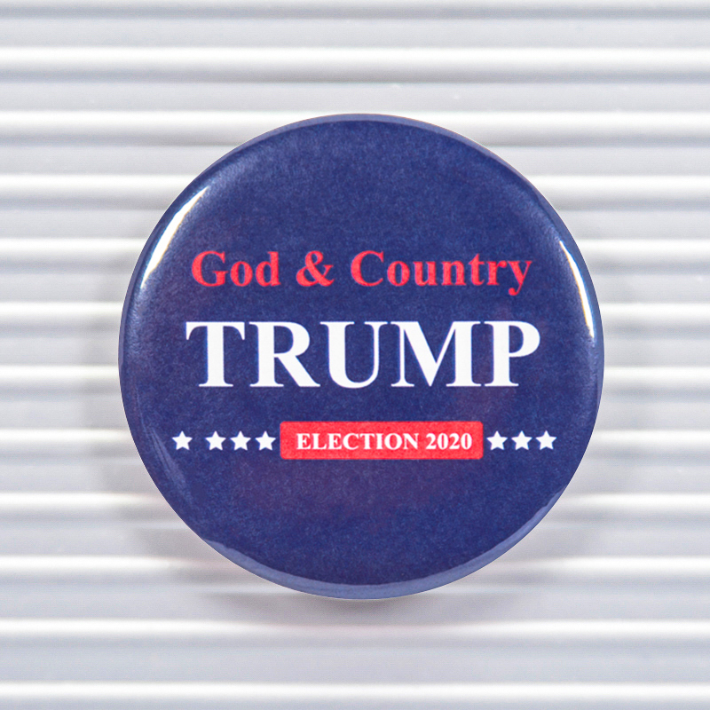 Trump Election 2020 Pin Buttons