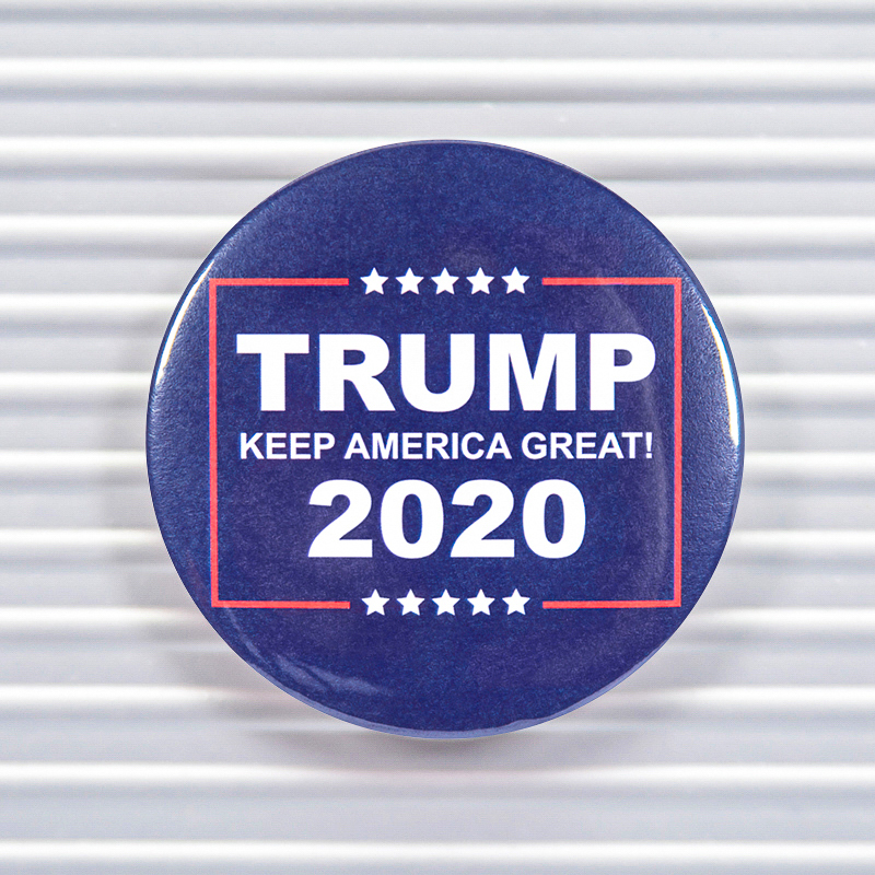 Trump Keep America Great 2020 Pin Buttons
