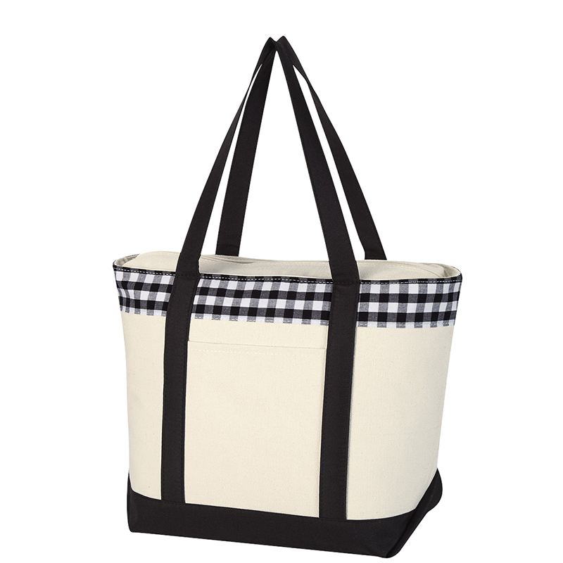 Vineyard Cotton Tote Bag