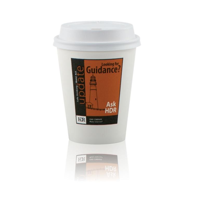 White Paper Cup - 8 Oz