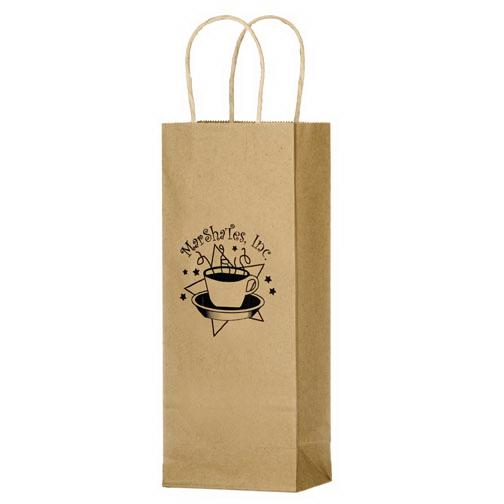 Wine Kraft Bag