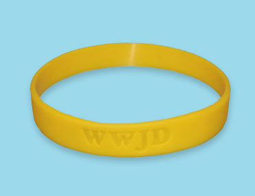 What Would Jesus Do Wristbands