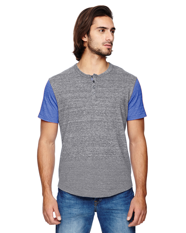 Alternative Mens Home Run Eco-Jersey T-Shirt