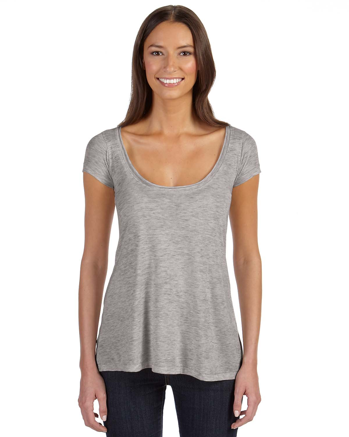 Alternative Ladies Short-Sleeve Drape Top