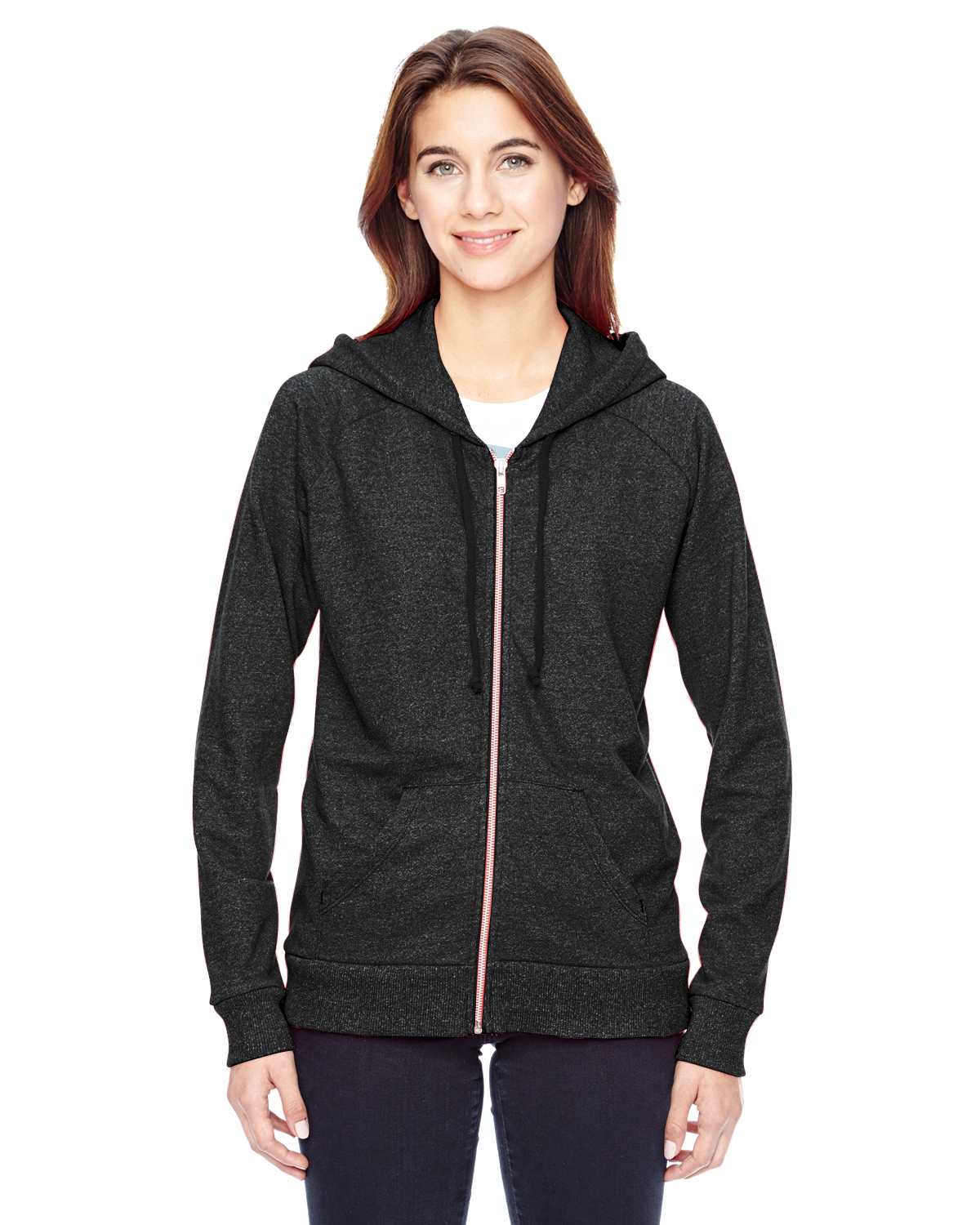 Alternative Ladies Eco-Mock Twist Adian Hoodie