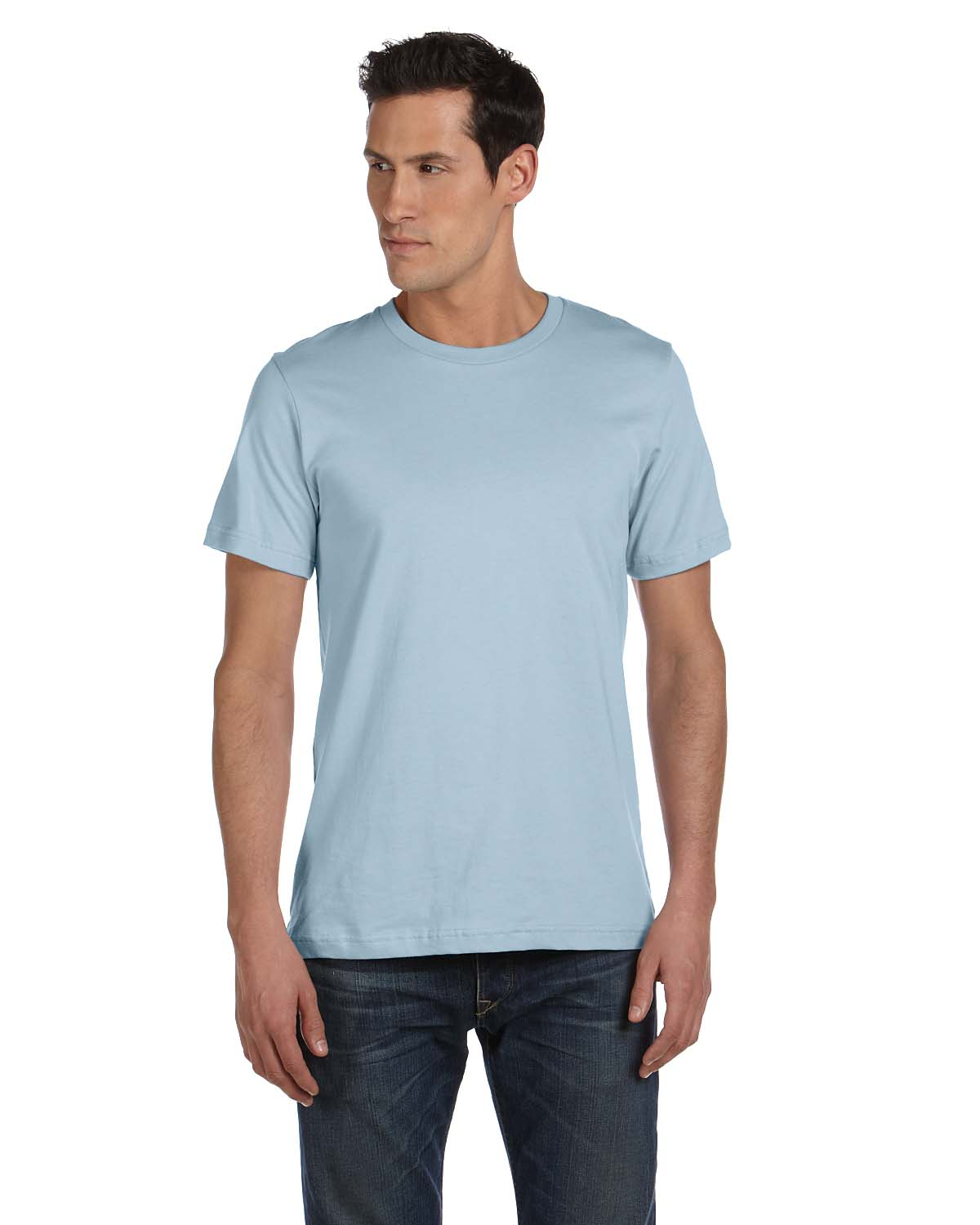 Bella Unisex Made In The USA Jersey Short-Sleeve T-Shirt