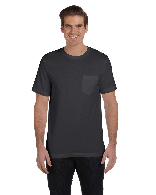 Bella Mens Jersey Short-Sleeve Pocket T-Shirt