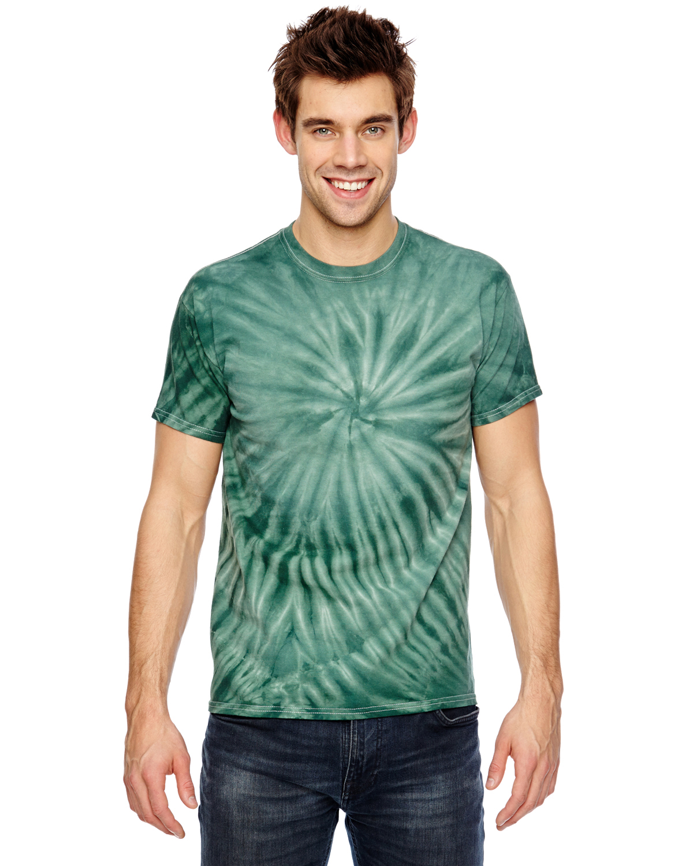 Dyenomite Team Tonal Cyclone Tie-Dyed T-Shirt