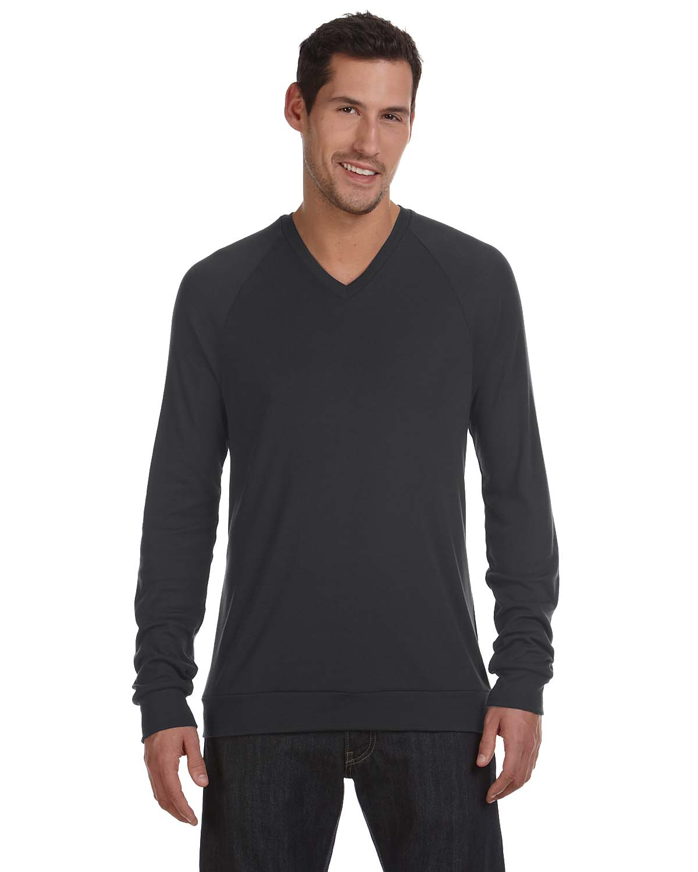 Bella Unisex V-Neck Lightweight Sweater