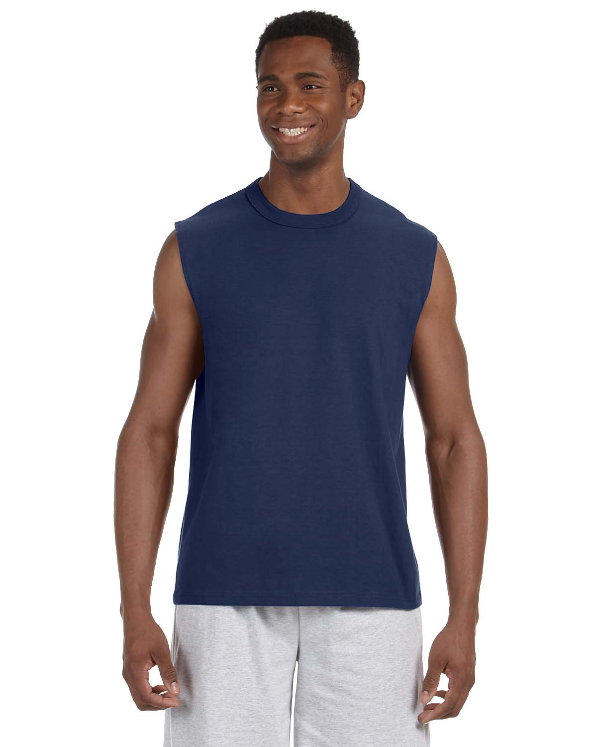 Jerzees 5 Oz. HiDENSI-T® Sleeveless T-Shirt