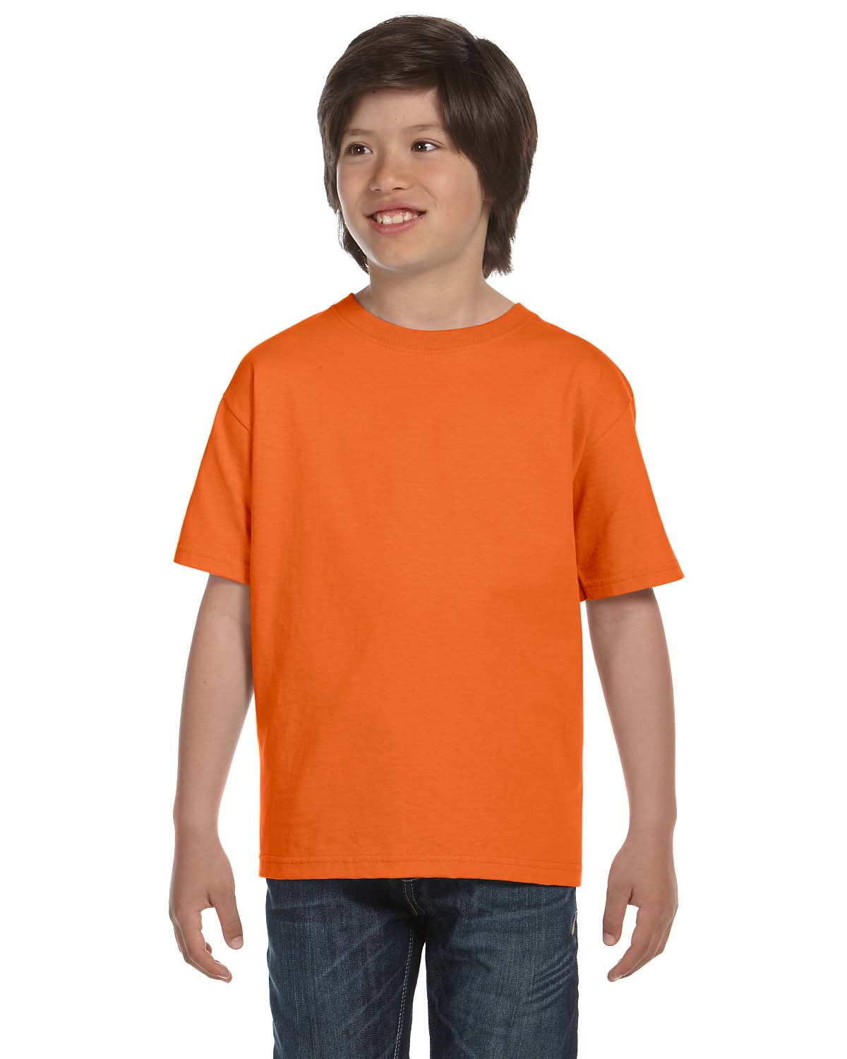 Hanes Youth 6.1 Oz. Beefy-T®